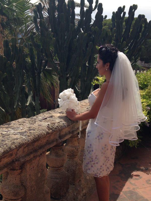 Agostino oneri abiti da sposa palermo